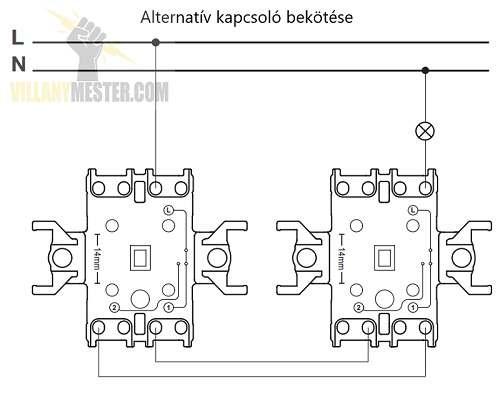 alternatív-kapcsoló-bekötése-rajz