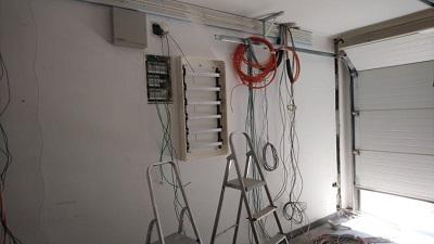 villanyszerelés-kábelezés